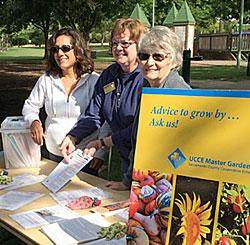 Ask the Master Gardeners!